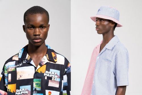 Daily Paper Unveils Splashy Resort 2020 Collection