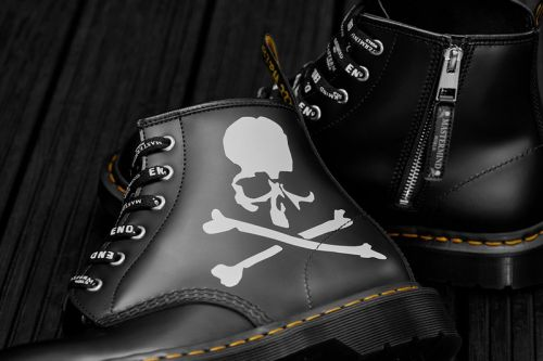 Mastermind WORLD Upgrades Dr. Martens' 101 Boot For END. Clothing