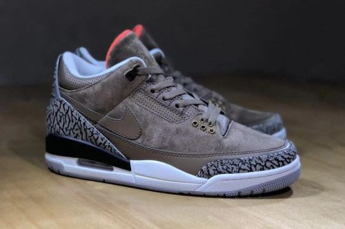 """Justin Timberlake's Air Jordan 3 """"Bio Beige"""" Is Set for a July Release"""