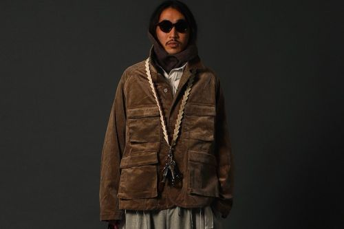 Sillage Delivers Baggy Cuts and Delicate Textiles for Fall 2020
