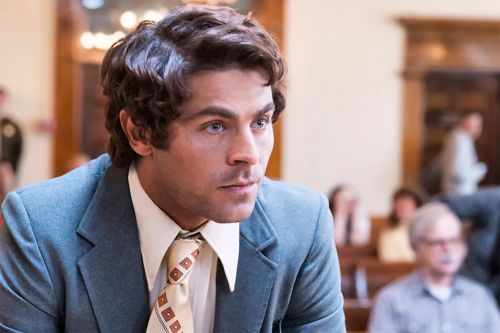 Zac Efron looks 'Shockingly Evil' as Ted Bundy in first movie photo