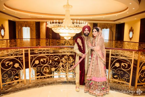 Kiran + Karan Toronto Sikh Wedding by Qiu Photography