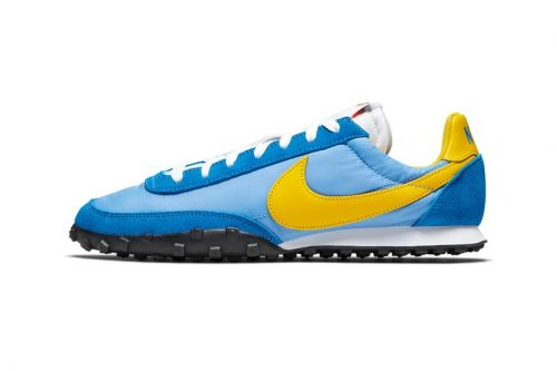 """Nike Extends Its Waffle Racer Offerings With """"Battle Blue"""" Colorway"""