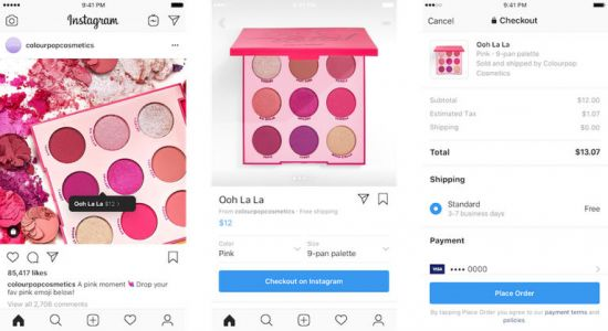 Instagram Just Made It Way Easier To Shop In-App