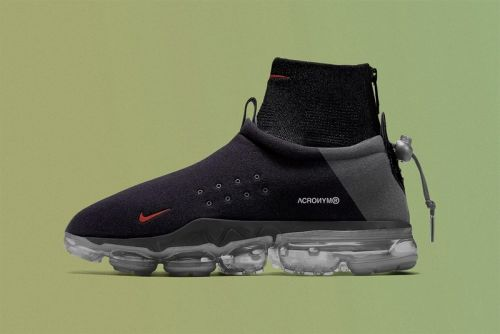 ACRONYM Reportedly Mixes Nike Air VaporMax & Air Moc
