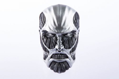 Take a Look at This $2,300 USD 'Attack on Titan' Colossal Titan Ring