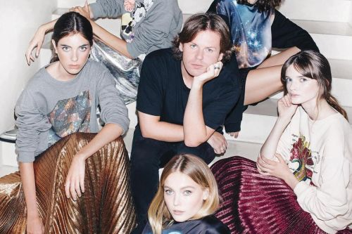 Christopher Kane's Biology Class: 10 Questions With The Scottish Designer as he Collabs with Heart Research UK