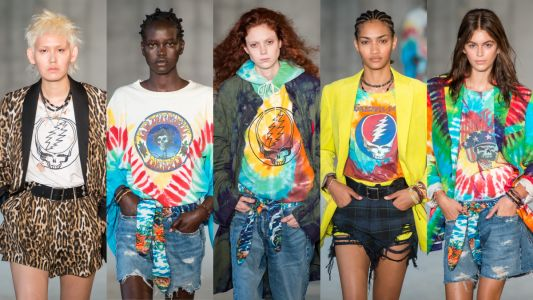 Why, in 2018, Is High Fashion Fixated on the Grateful Dead Aesthetic?