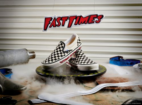 You can soon buy these iconic Vans 'Fast Times' sneakers