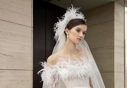 Elie Saab Bridal Spring-Summer 2022 Collection