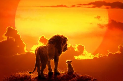 'The Lion King' Soundtrack Will Feature Beyoncé, Childish Gambino, Seth Rogen, Pharrell, & More
