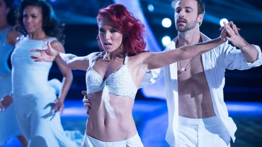 20 Times Sharna Burgess Flaunted Her Incredible Bod in Amazing Outfits