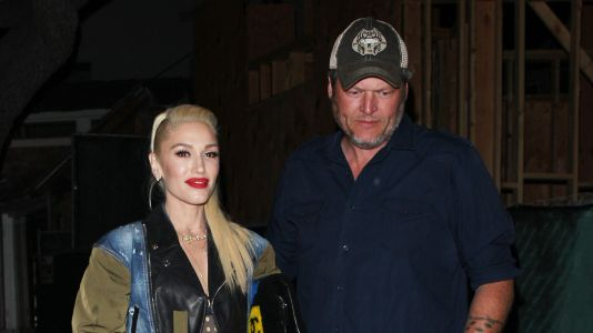 Head Over Heels! Gwen Stefani and Blake Shelton Have a 5-Hour Romantic Dinner Date in L.A