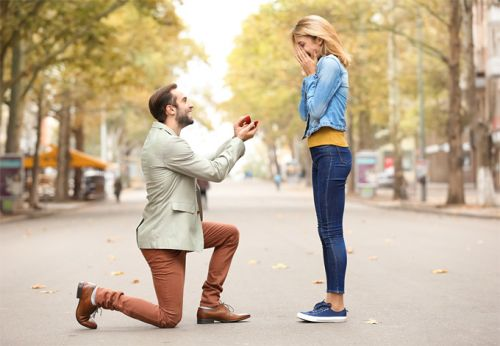 """Announcing engagements: top ways to say """"I'm getting married"""""""