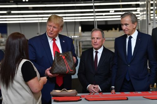 Louis Vuitton Opens Leather Bag Factory in Texas
