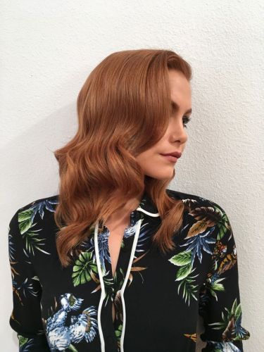 Watch: The New GHD Gold Styler in Action