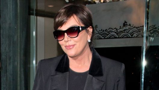 Hot Mama! Kris Jenner Shows Off Her Curves in All Black 'Fit