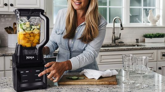 Enter to Win a Ninja Intelli-Sense System With Auto-Spiralizer So That You Can Finally Try Zoodles!