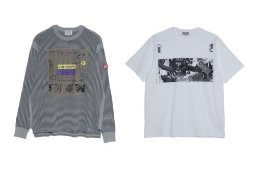 Cav Empt Bolsters Lightweight Offerings With Signature Graphics in Latest SS19 Drop