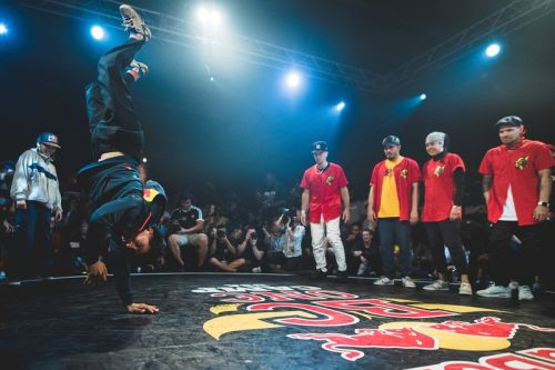 Red Bull Announces 2021 BC One Breaking Competition Schedule