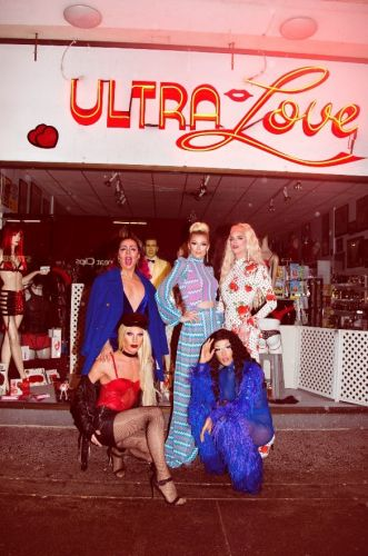 Inside the dramatic world of Bratpack, the live reality drag show