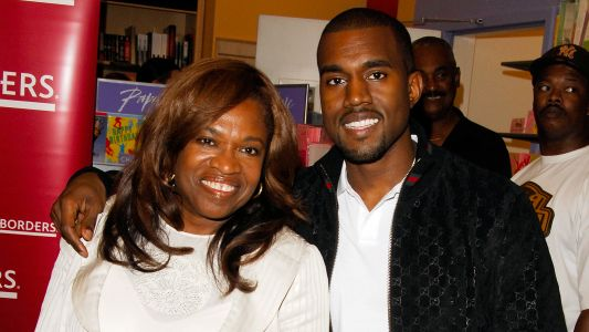 Kanye West Reflects on How Mom Donda Would Be as a Grandma: 'This Would Be the Funnest Time in Her Life'
