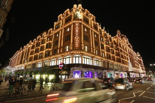 Harrods Is Opening a Temporary Outlet for Its Upcoming Summer Sale