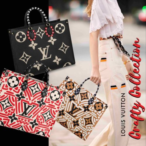 Louis Vuitton Crafty Collection