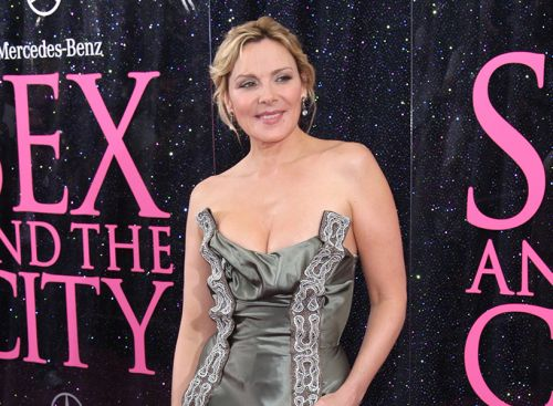 Kim Cattrall Is Speaking Out Again About Sex and the City 3