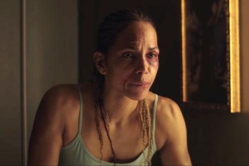 Halle Berry undergoes dramatic make-under in new 'Bruised' trailer