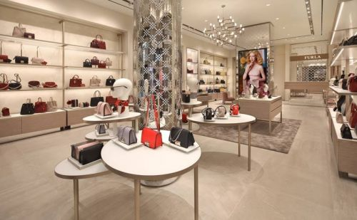 Furla opens new store at South Coast Plaza