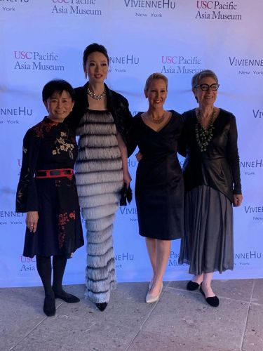 Vivienne Hu Honored with USC Visionary Artist Award