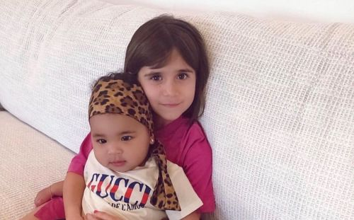 Penelope Disick and True Thompson Hold Hands in Adorable New Photo and Prove They're Cousin Goals