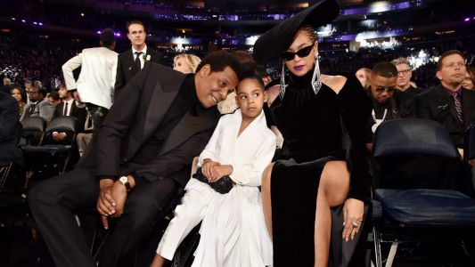Blue Ivy Has Her Own Personal Stylist, Loves 'Getting Dressed' and 'Glammed Up'