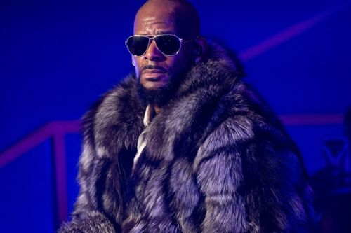 R. Kelly Hit with Federal Racketeering & Child Sex Charges