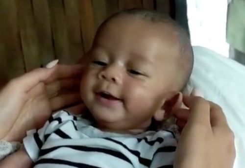 """People Are Literally Getting """"Baby Fever"""" After Seeing This New Video of John Legend and Chrissy Teigen's Son"""