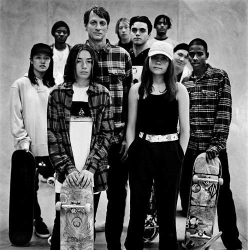 Tony Hawk is outfitting the next gen of skaters with his streetwear line