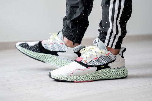 A First Look at adidas's New ZX 4000 4D Silhouette