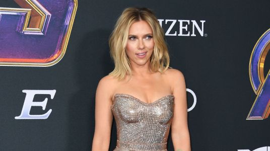 Third Time's the Charm? Scarlett Johansson Has Been Married Twice Before