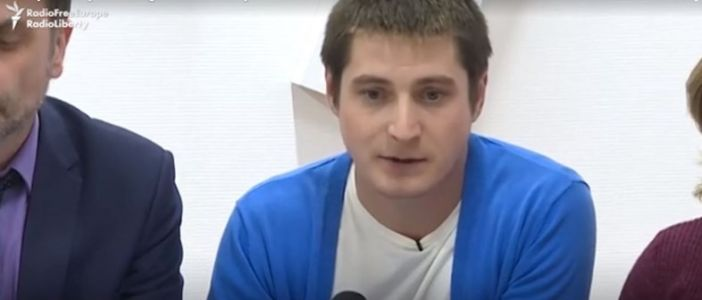 A survivor of Chechnya's gay purge publicly speaks out