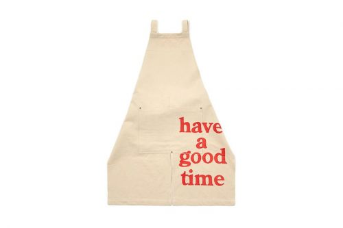Have a good time Makes a Case for Fashionable Aprons