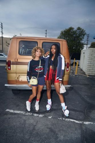 Coach's New Sportswear Capsule Is Inspired By The Brand's Iconic Heritage