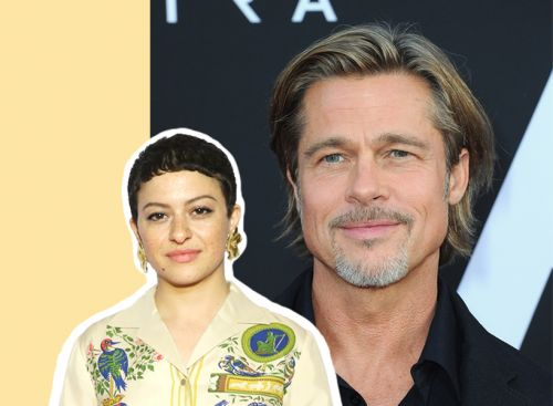 How on Earth Do Brad Pitt and Alia Shawkat Even Know Each Other?!