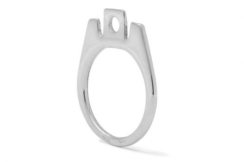 Raf Simons Releases a Soda Can Pull Tab Ring