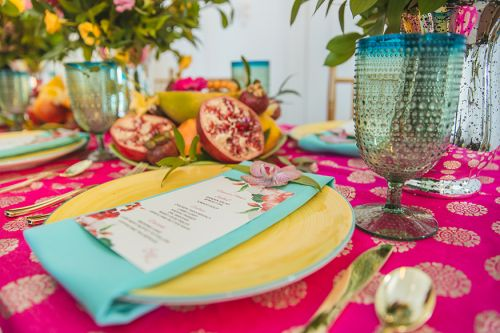 A Midsummer's Dream Styled Shoot by Wishtree Events