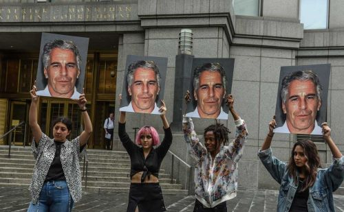 Epstein affair: Unanswered questions left in the fashion industry