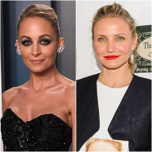 Nicole Richie Gives New Mom Cameron Diaz Parenting Advice: 'They Zoom Each Other'