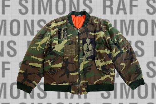 Behind the HYPE: How Raf Simons' Riot Jacket Became a Streetwear Holy Grail
