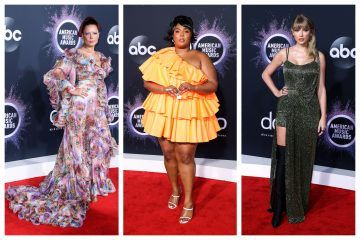 All The Must-See Looks From The 2019 American Music Awards