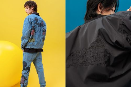 """The Disney and Levi's Mickey Mouse Gang Capsule Collection """"Sure Is Swell"""""""